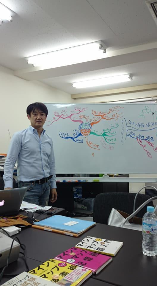 窪田克彦先生のマインドマップ講座